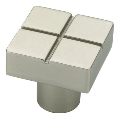 Liberty Hardware Urban Metals Tile Knob