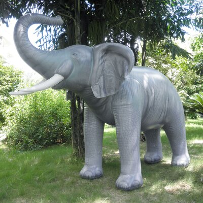Jet Creations Inflatable Lifelike Elephant