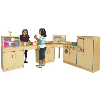 Childs Play Deluxe Refrigerator
