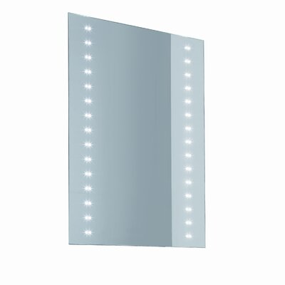 Vanita & Casa by Nameeks LED Lighted Vanity Mirror & Reviews Wayfair