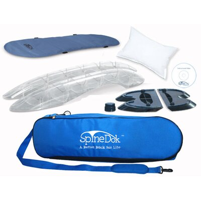 SpineDok Back Pain Relief Travel System