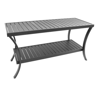 Meadowcraft Maddux Console Table