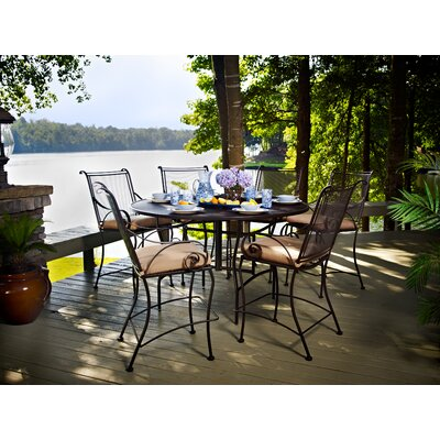 Meadowcraft Monticello Barstool