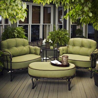 Athens Deep Seating Group With Cushion Wayfair