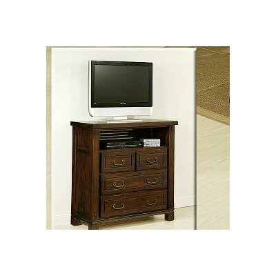 "AYCA Furniture Fergus County 43"" TV Cart"