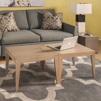 Tucker Furniture Jigsaw Coffee Table