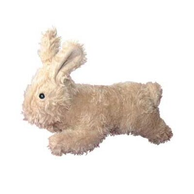 Tuffy's Pet Products Bunny McHop Farm Rabbit Dog Toy