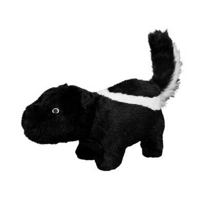 Tuffy's Pet Products Stinky Nature Skunk Dog Toy
