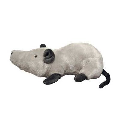 Tuffy's Pet Products Percy Nature Possum Dog Toy