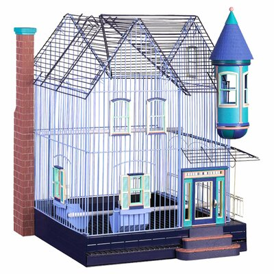 Featherstone Heights Victorian Keet/Tiel Home  Bird Cage