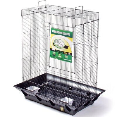 Prevue Hendryx Clean Life Flight  Bird Cage