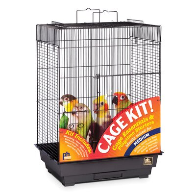 Playtop Bird Cage Kit