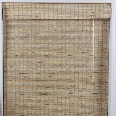 Arlo Blinds Bamboo Roman Shade in Mandelhi