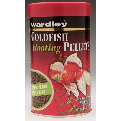 Wardley Floating Pellets Goldfish Food