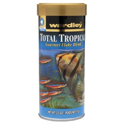 Wardley Advanced Nutrition Tropical Flake Fish Food