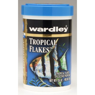 Wardley Tropical Flakes Fish Food