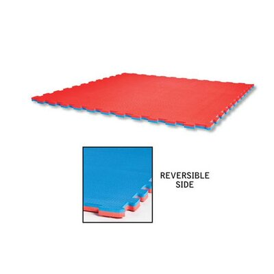 Century Reversible Puzzle Sport Mat (Set of 2)