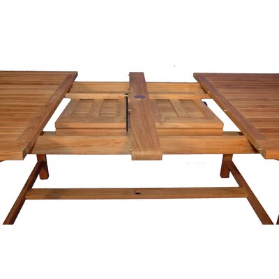 Regal Teak Teak Valencia Dining Set