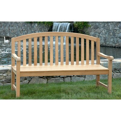 Regal Teak Teak Aquinah Garden Bench