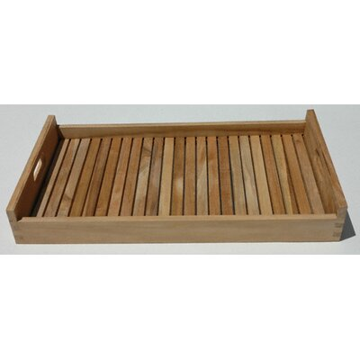 Regal Teak Rectangular Serving Tray