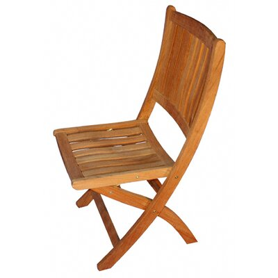 Regal Teak Providence Side Chair