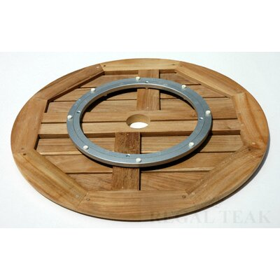 Regal Teak Lazy Susan