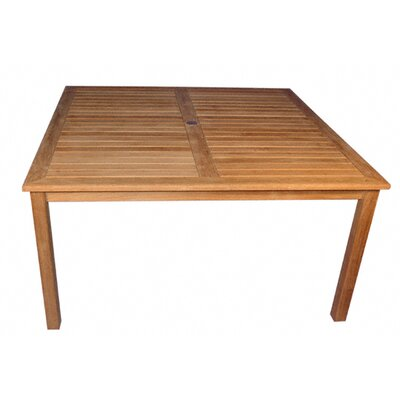 Regal Teak Dining Table