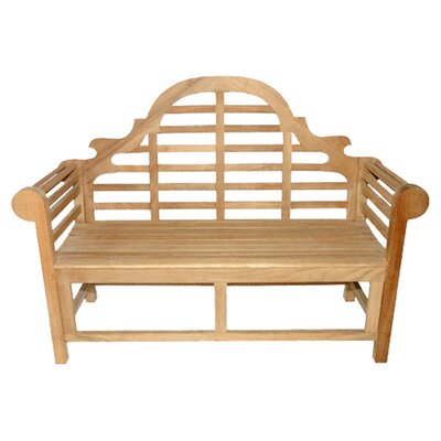 Regal teak teak marlboro lutyens garden bench reviews wayfair Lutyens bench