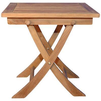 Regal Teak Occasional Side Table