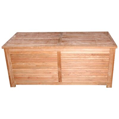 Teak Patio Chest