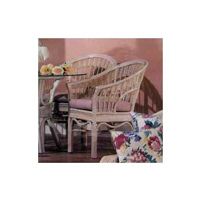 South Sea Rattan Plantation Arm Chair