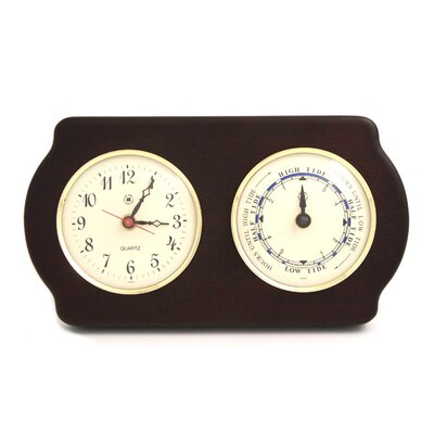 Bey-Berk Time Tide Clocks
