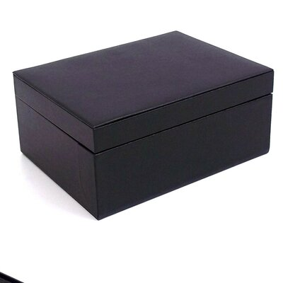 Bey-Berk Men's Valet Box