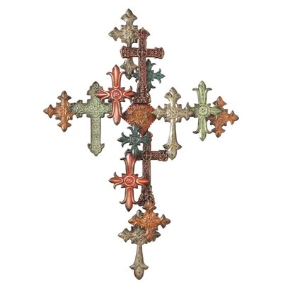 Cross wall decor wayfair Home decor wall crosses
