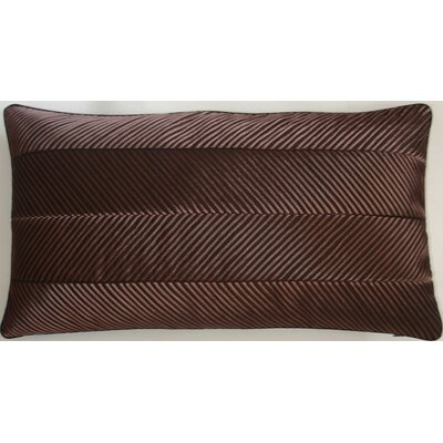 Chevron Cord Decorative Pillow