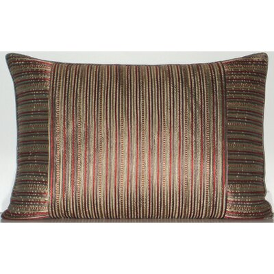 Mini Stripe Cord Wrap Decorative Pillow