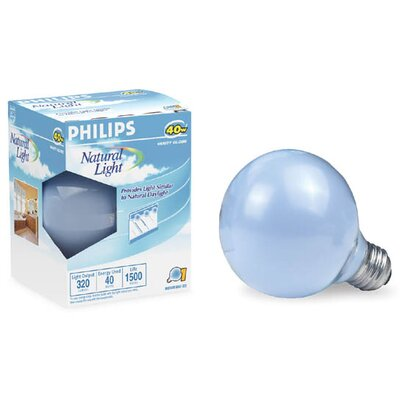 Philips Home and Healthcare Solutions Decorative Globe Light Bulb