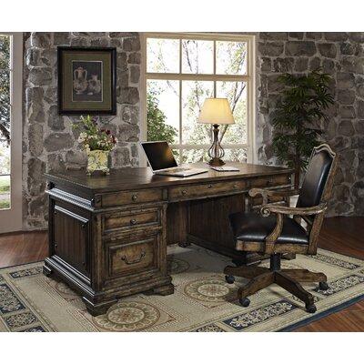 Riverside Furniture Allegro L Shaped Executive Desk