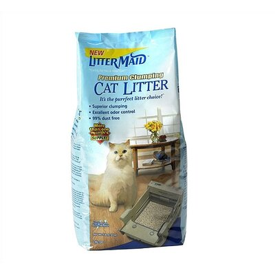 LitterMaid Premium Clumping Cat Litter (7 lbs)