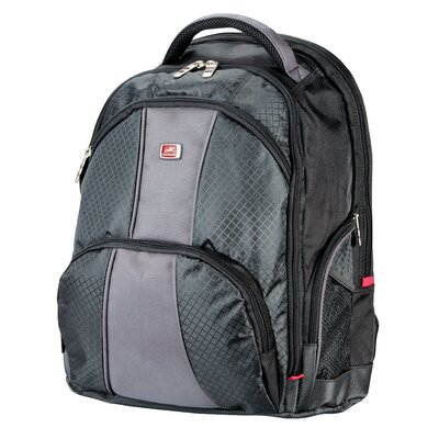 "Mancini Biztech 15.4"" Laptop Computer Backpack"