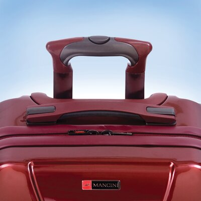 "Mancini M-Tech4 28"" Hardsided Spinner Suitcase"