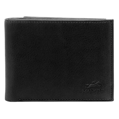 Mancini Men's Trifold Wing Wallet
