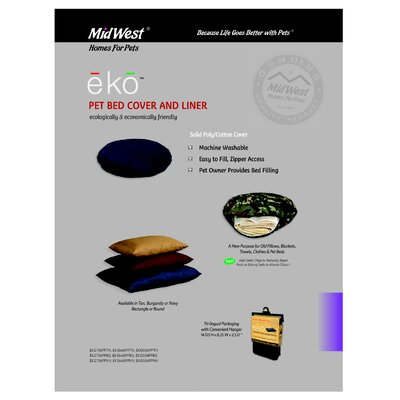 Midwest Homes For Pets Eko Poly Cover and Liner