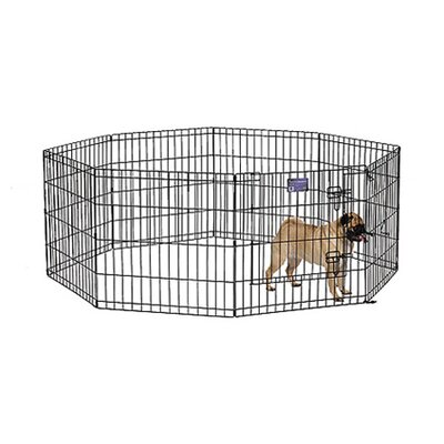 Midwest Homes For Pets Exercise Dog Pen