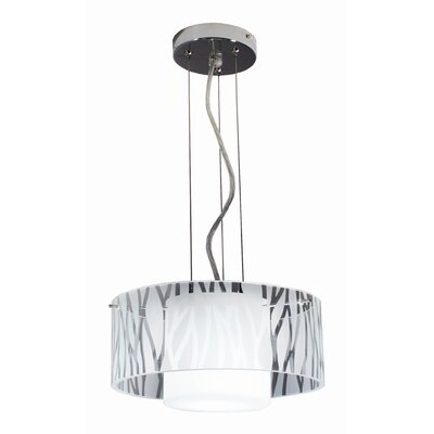 Bazz Duo 1 Light Pendant