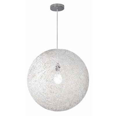 Bazz Vibe 1 Light Globe Pendant