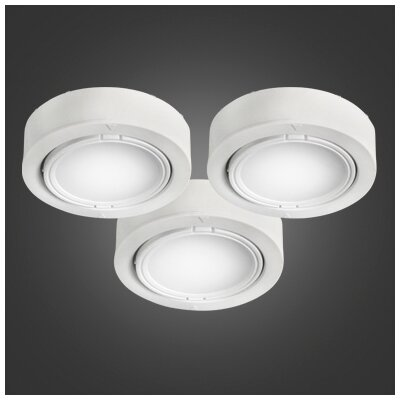 Bazz LED Under Cabinet Puck Light