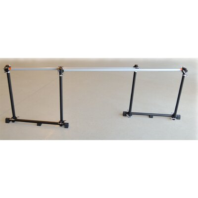 Vita Vibe Heavy Duty Adult Physical Therapy and Rehabilitation Parallel Walking Bar