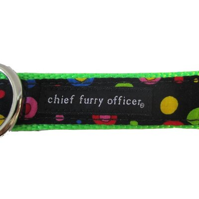Chief Furry Officer Third Street Dog Leash