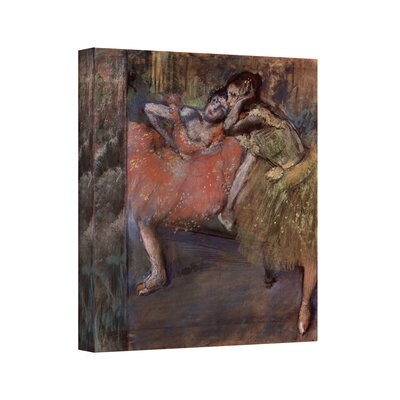 Art Wall Gustav Klimt ''Friends'' Canvas Art